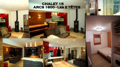 appartement location de vacances LES ARCS 1600