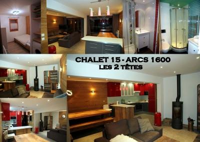 appartement locations de vacances LES ARCS 1600